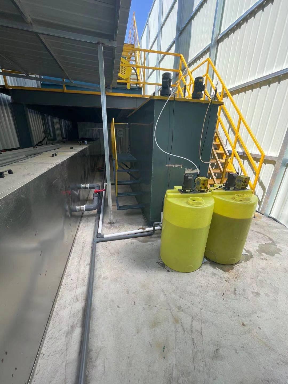 桂林市塑料编织袋污水处理设备厂家