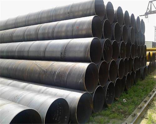 四川省乐山市大口径输送管道用双面埋狐螺旋焊接钢管今天售价