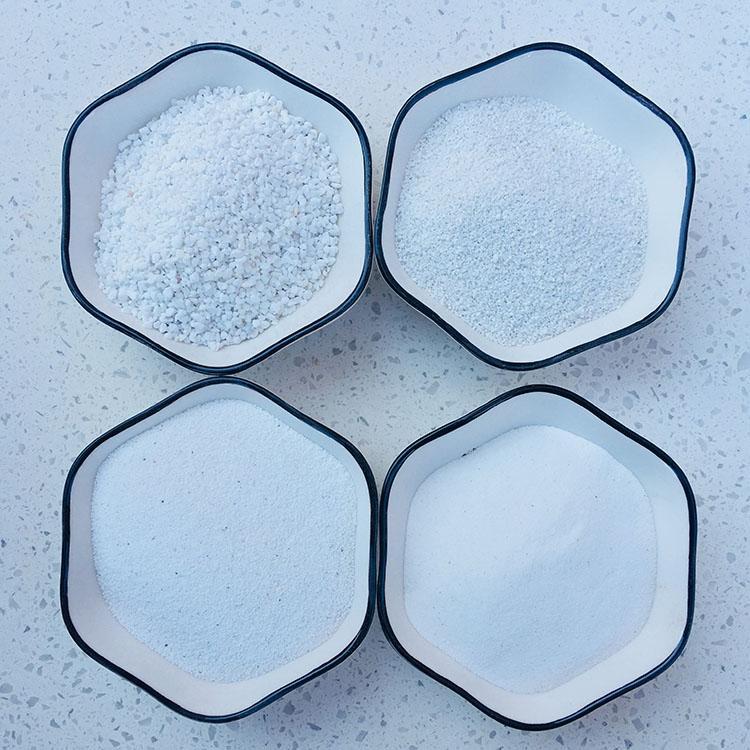 惠民水处理石英砂价格水处理石英砂滤料-正坤
