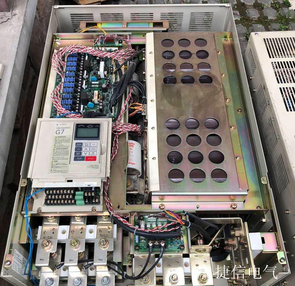 荆州雷诺尔变频器维修公司