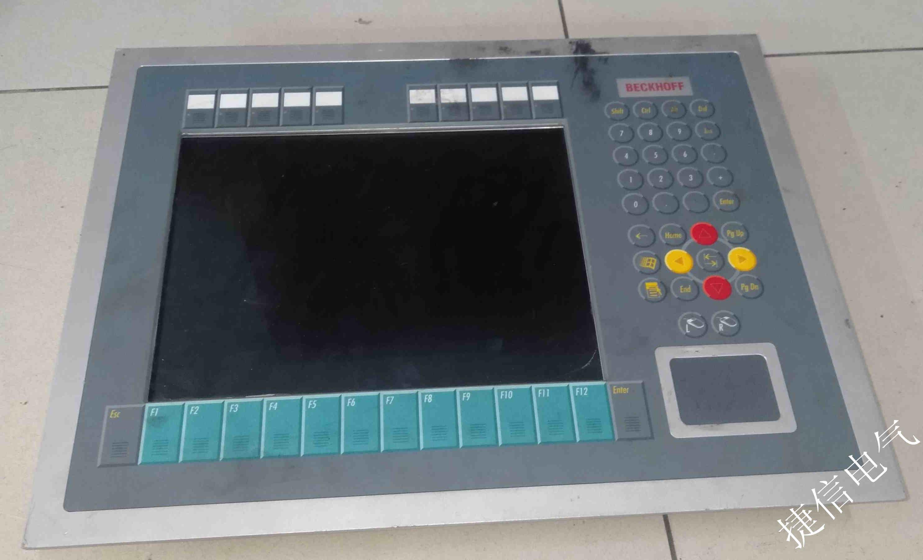 云浮新兴普洛菲斯PS4000触摸屏维修