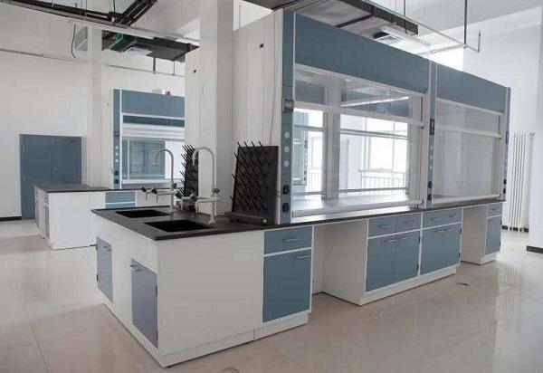 山东东营通风柜结构大型实验室通风柜定制