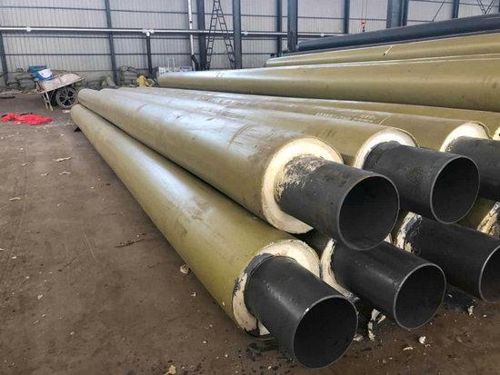周口输水管道大口径·钢套钢保温管道产品简介1