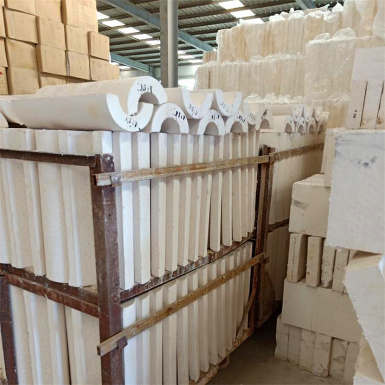 铁岭西丰微孔硅酸钙板 管壳厂家