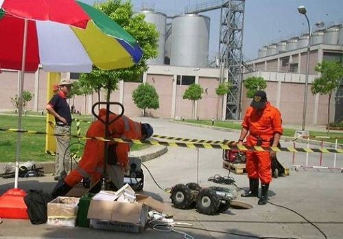 镇江市大港街道泥浆外运清理——清淤方案介绍
