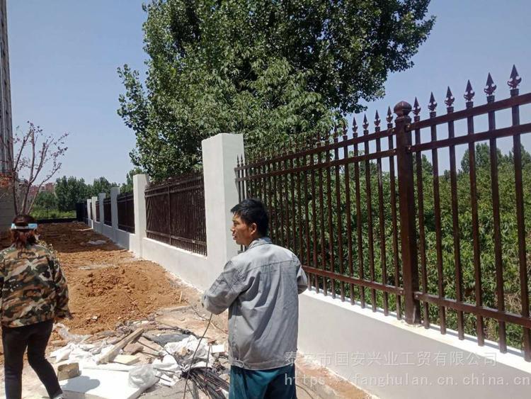 漯河市召陵区围墙护栏围墙栏杆真的靠谱吗?-衡水精创