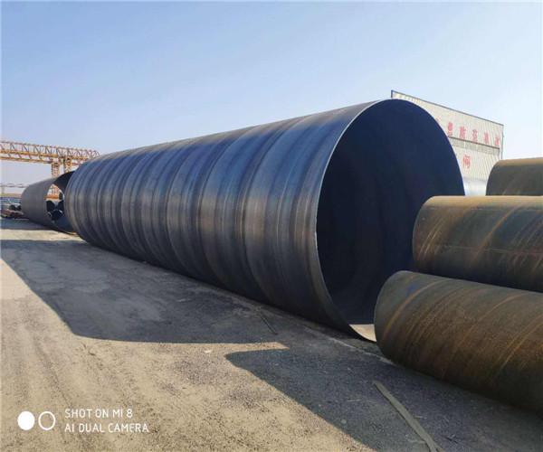 厂家现货2000mm螺旋管价格2小时