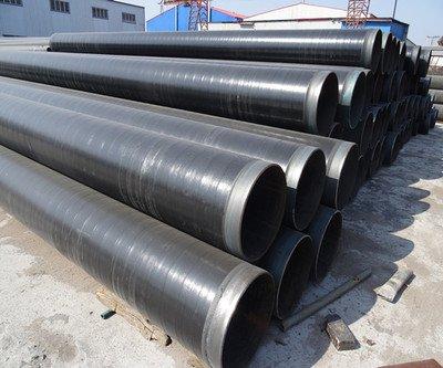 七台河市茄子河区三层结构聚乙烯钢管现货销售