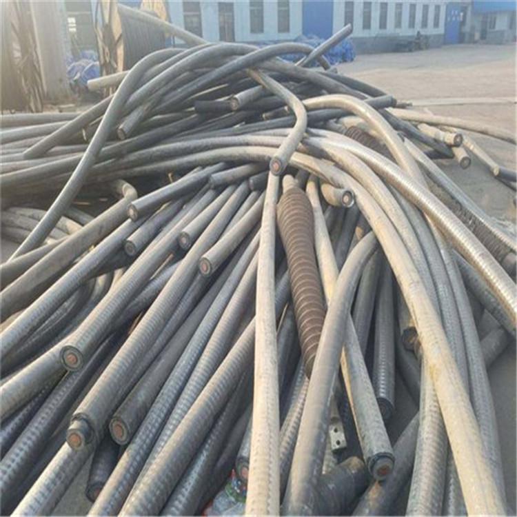 嘉兴3乘300电缆回收 嘉兴回收高压电缆 彦吉电缆回收