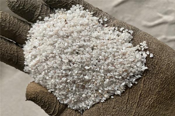 齐齐哈尔市依安县砂浆涂料石英砂寄样