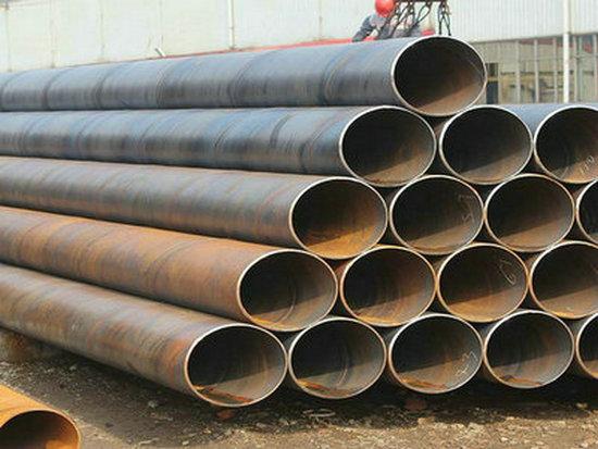 湖北省孝感市GB/T9711-2011标准螺旋钢管厂家零售