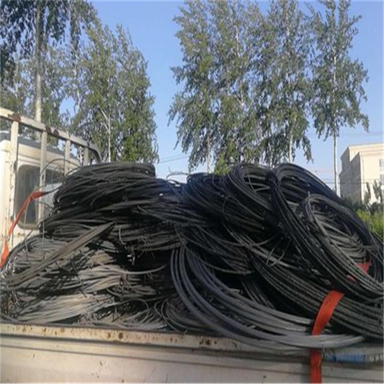 六安霍邱架空绝缘线回收多少钱一公斤