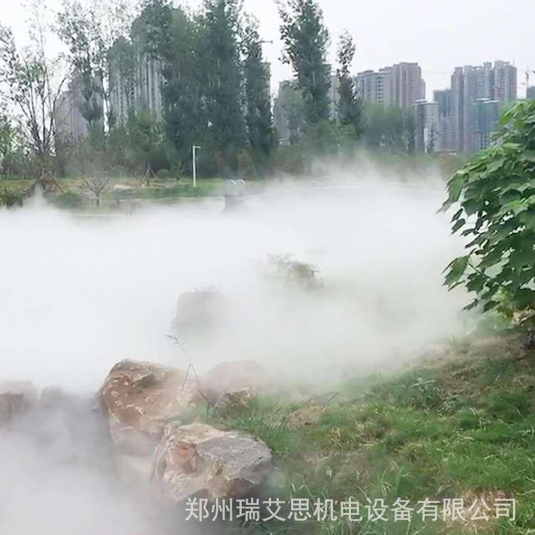 朔州广场人工造雾设备造价