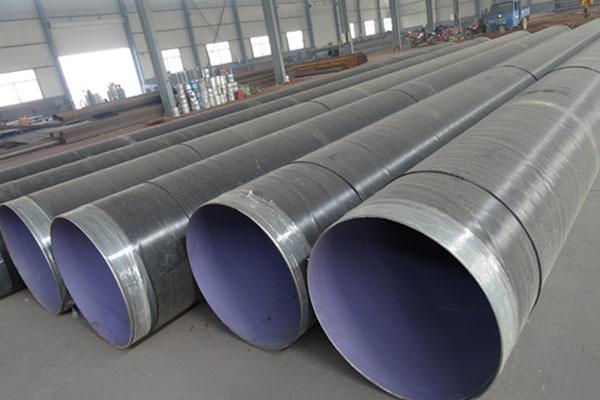 江外3PE内环氧粉末防腐钢管加工厂家