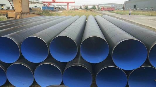 西安供水管道用TPEP防腐无缝钢管实体厂家