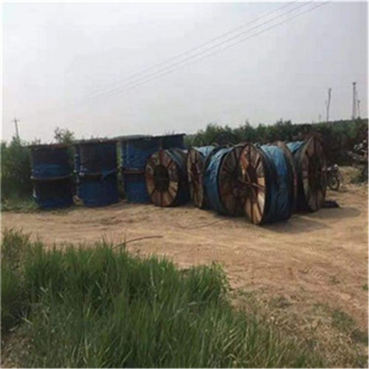 嘉峪关3乘300电缆回收 嘉峪关回收高压电缆 彦吉电缆回收