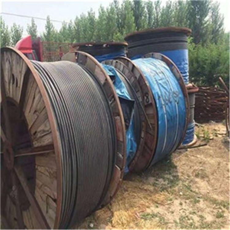 鹤岗3乘120电缆回收 鹤岗回收高压电缆 彦吉电缆回收