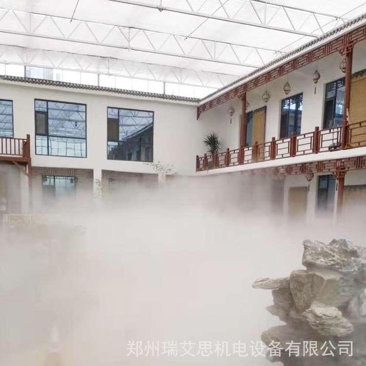 绍兴公园人造雾价格多少