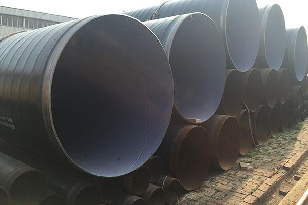 临汾安泽大口径排水防腐螺旋钢管厂家报价