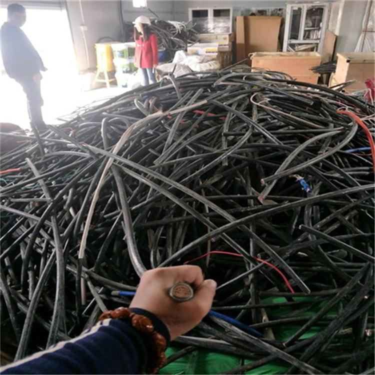 铜陵3乘120电缆回收 铜陵回收高压电缆 彦吉电缆回收
