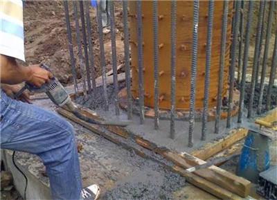 崇左有机灌浆料联系方式 易施工混凝土价格