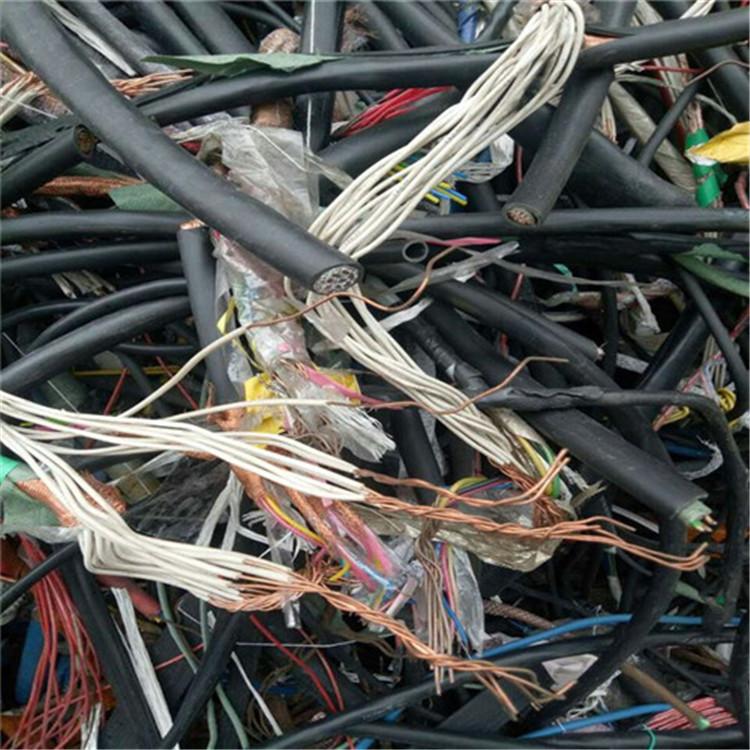 泰安400电缆回收 泰安回收高压电缆 彦吉电缆回收