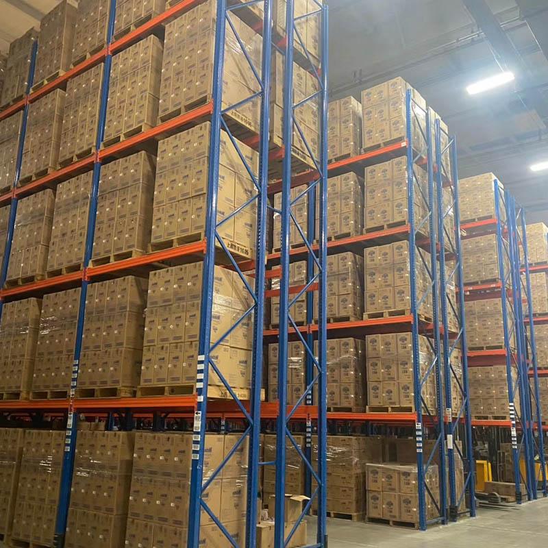 驻马店横梁式货架 重型层板网货架