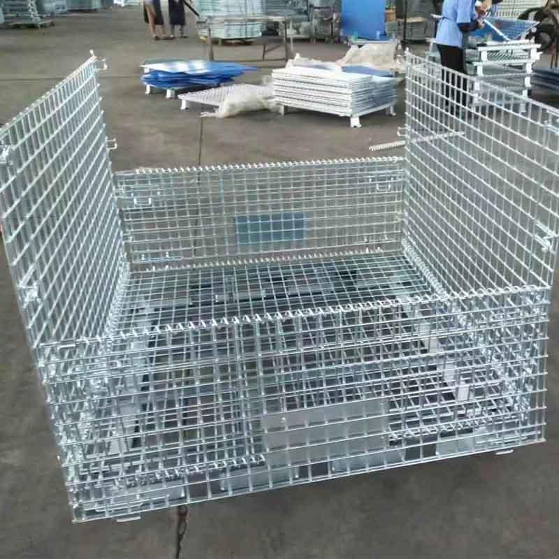 巴中非标仓储笼 超市笼子