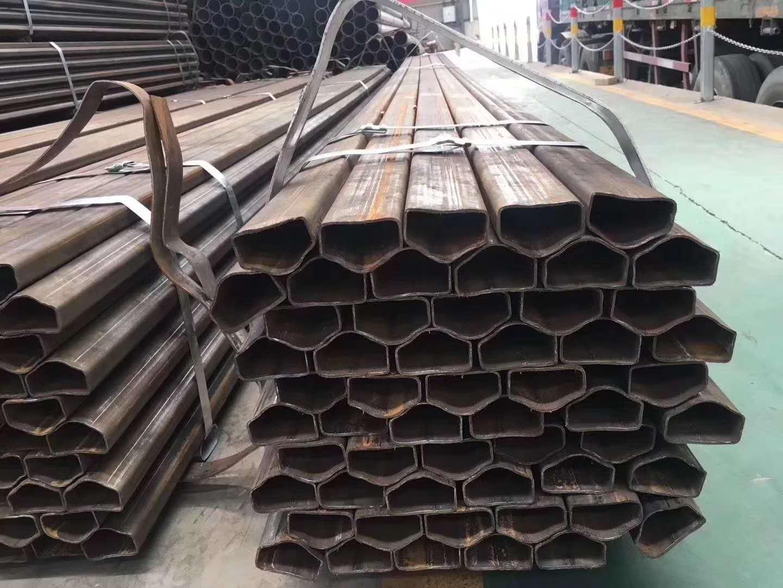 昆明20#异型钢管六角管定制