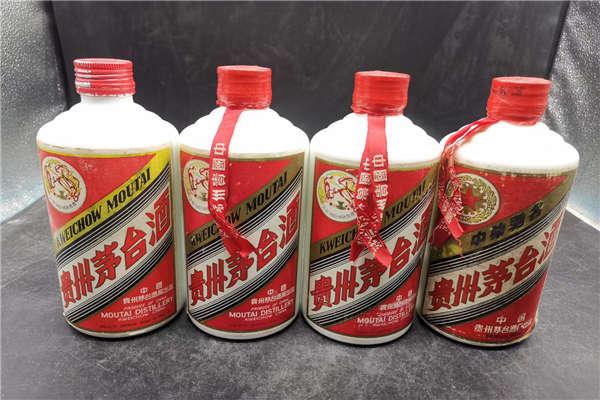 鹤壁今日回收2014年茅台酒大量求购