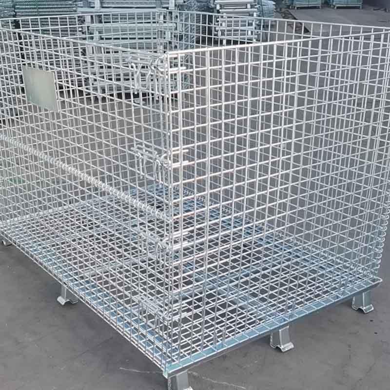 商洛蝴蝶笼/折叠笼 货物存放货架