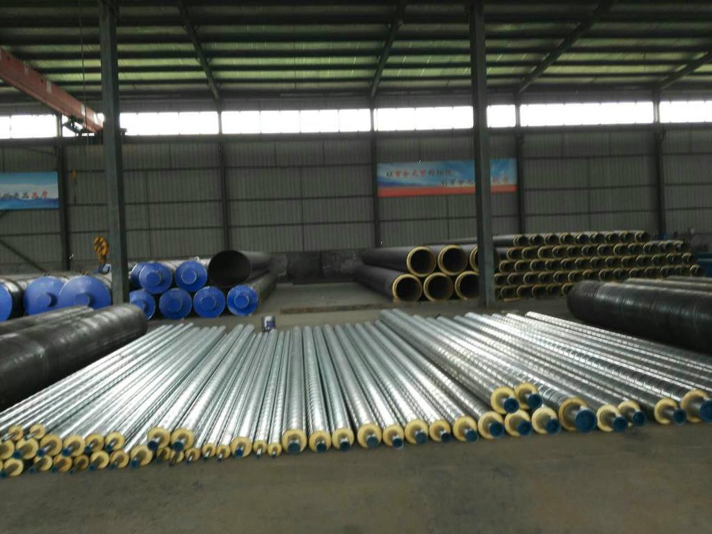 濮阳台前聚乙烯直缝焊接钢管实地考察
