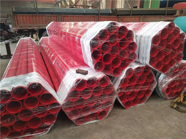 潍坊临朐陶瓷耐磨钢管 远达30制造商