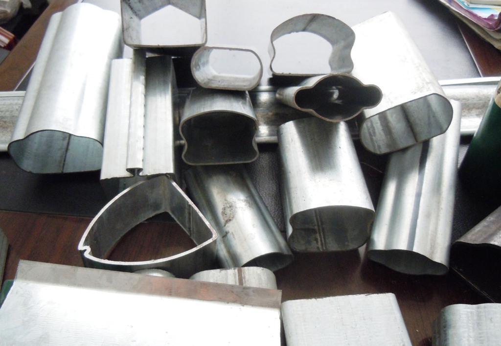 浙江湖州20#异型钢管厂家按需定制