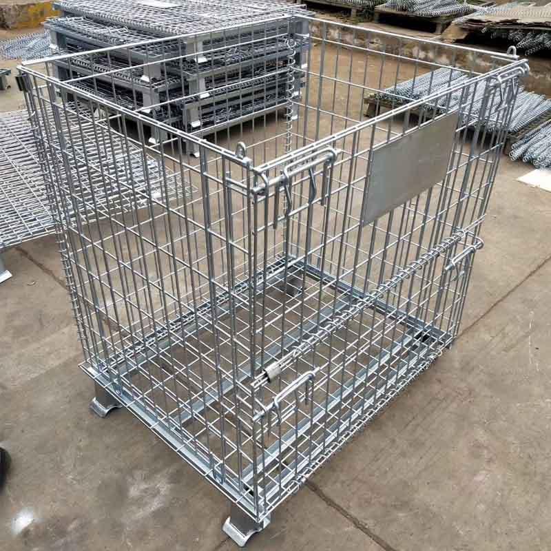 黑河鐵籠子 鋼絲籠子 食品行業