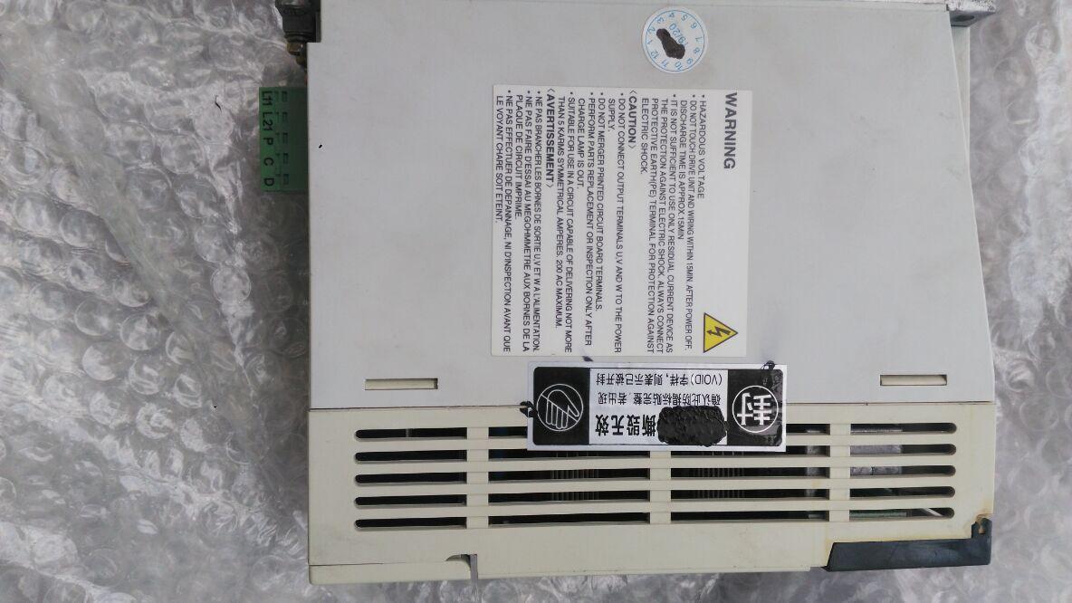 SGDV-2R8A01A百色市高价回收工控设备