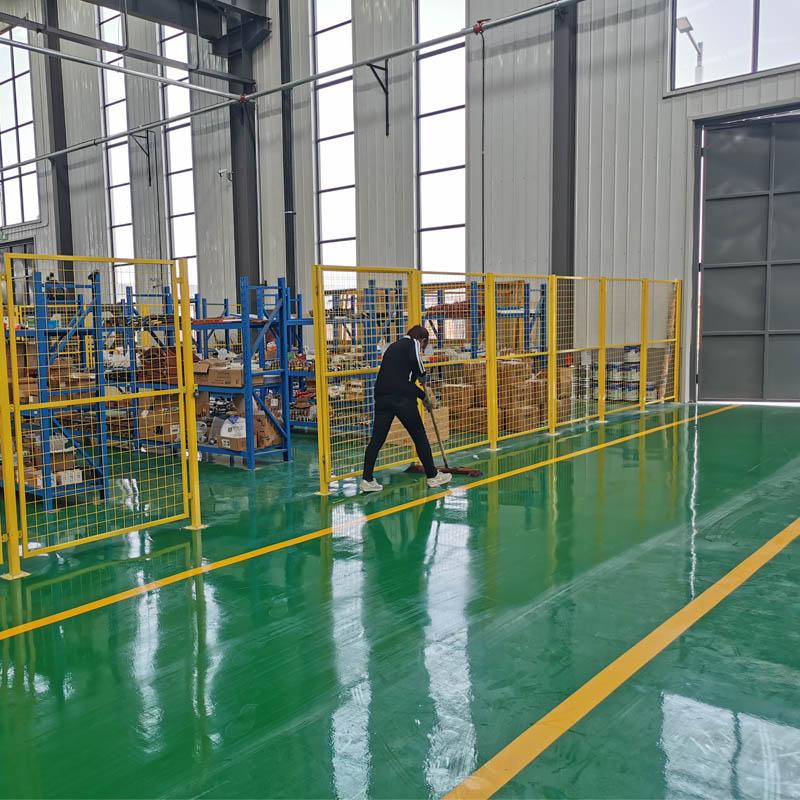 高唐车间护栏网 山东货架厂