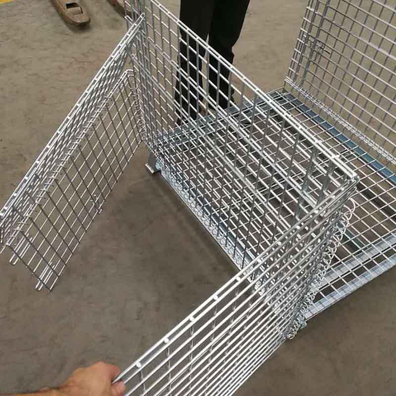 黄山压铸件笼子 出口仓储笼