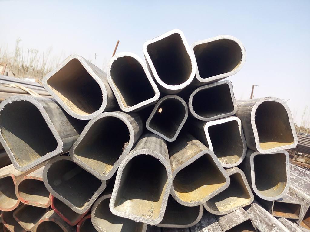 湖南常德20#异型钢管六角管定制