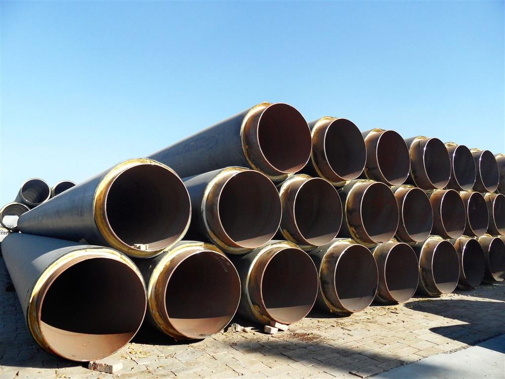 东昌高密度聚氨酯直缝焊接钢管多少钱一米
