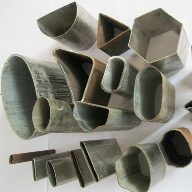 四川乐山20#异型钢管三角管生产厂