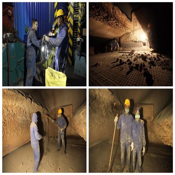 马鞍山市垃圾电厂锅炉炉膛清灰公司——本地清灰清焦单位