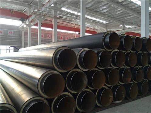 防漏聚氨酯保温焊接保温钢管现货什么价忻州市五寨县