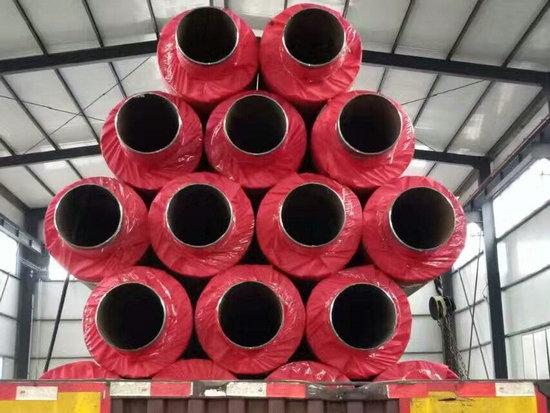 马鞍山含山消防·钢套钢保温管道产品简介1