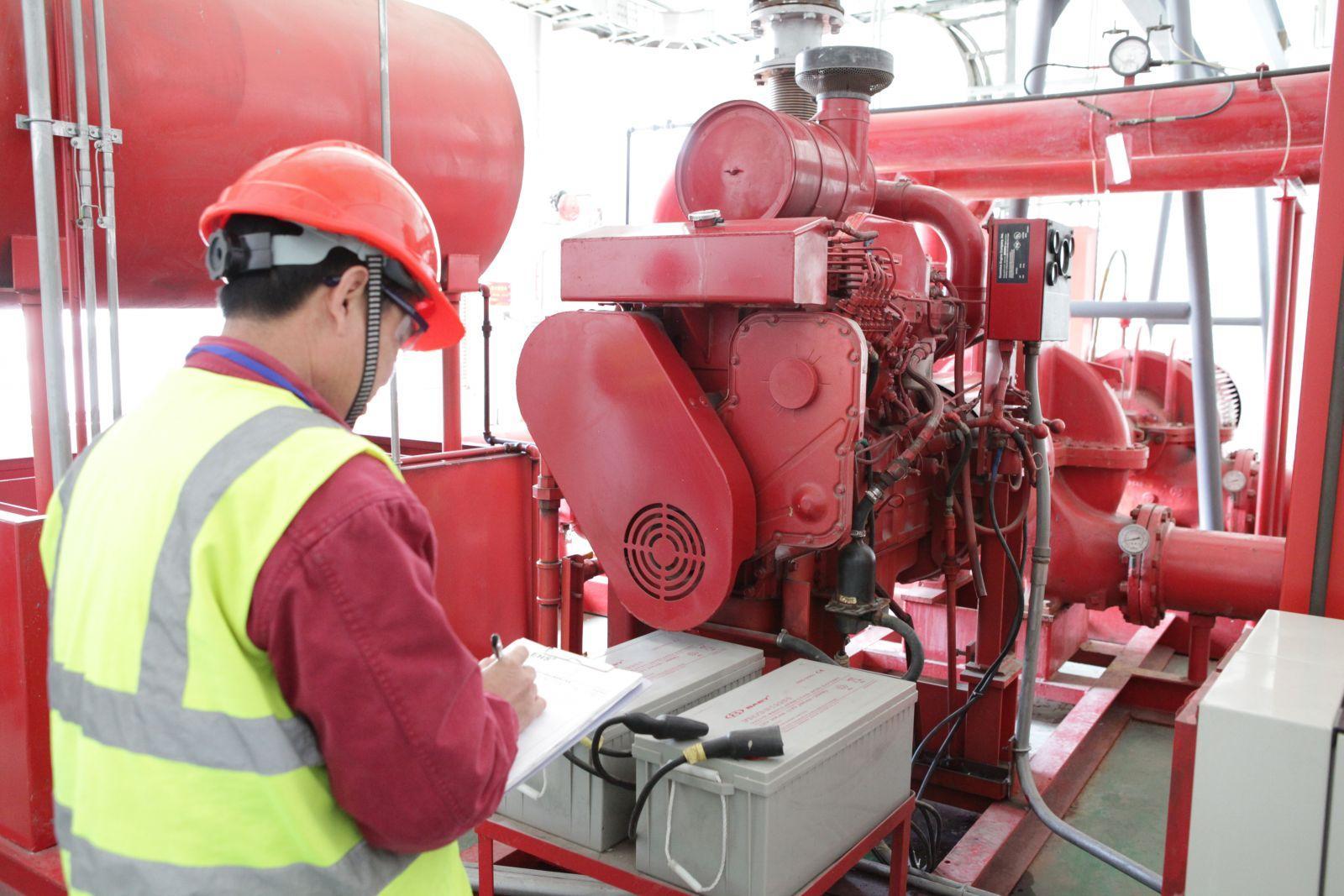 洪湖市消防安全评估内容及流程