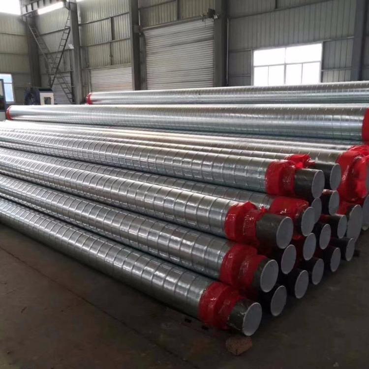 钢套钢复合保温钢管厂家专业生产厂家永城市