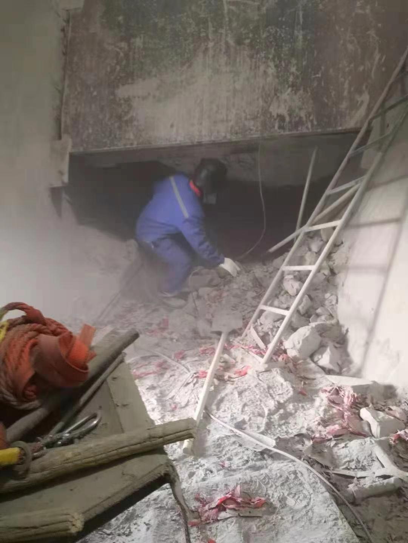三沙煤筒仓清理专业施工公司