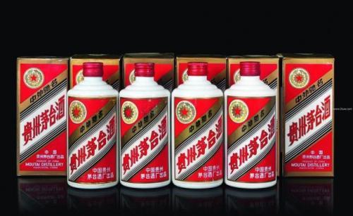 江苏2007年53度茅台酒(收购价格值多少钱一览