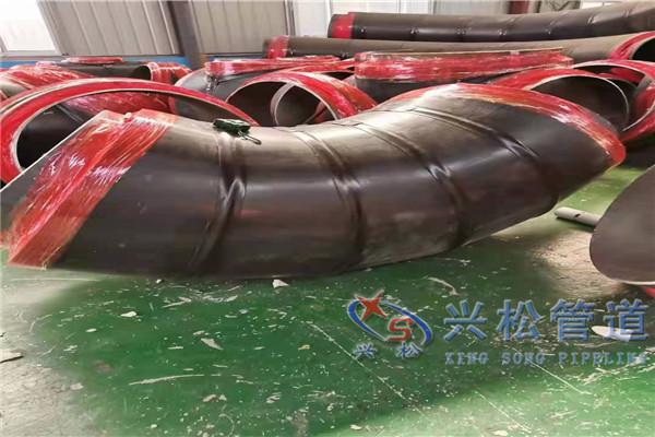 南安钢套钢疏水弯头介质的运送
