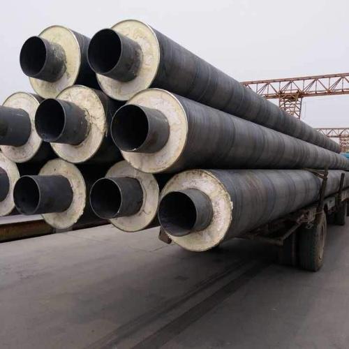 河北钢套钢蒸汽管道钢套钢保温管厂家尖扎县